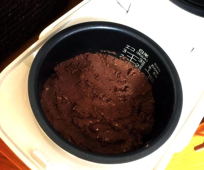 おからガトーショコラレシピ3