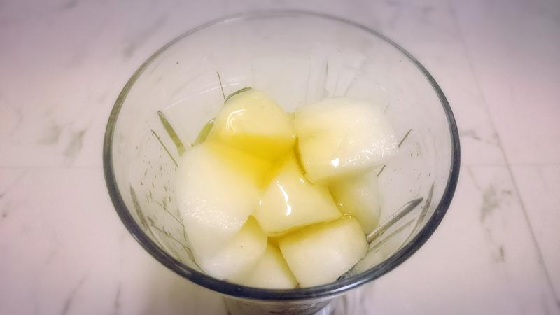 梨シロップ1