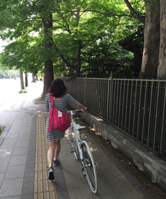 散歩・サイクリング