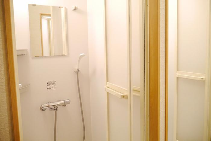 イオンモール高松店のシャワールーム
